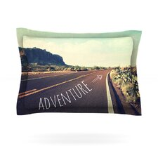 Adventure by Sylvia Cook Cotton Pillow Sham