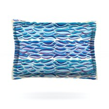The High Sea by Pom Graphic Design Cotton Pillow Sham