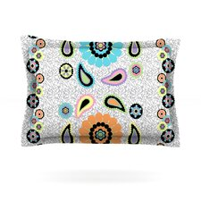 Moda Paisley by Nina May Cotton Pillow Sham