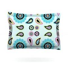 Paisley Candy by Nina May Cotton Pillow Sham