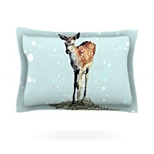 Fawn by Monika Strigel Woven Pillow Sham