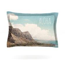 Aloha by Nastasia Cook Woven Pillow Sham
