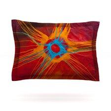 Eclipse by Steve Dix Woven Pillow Sham