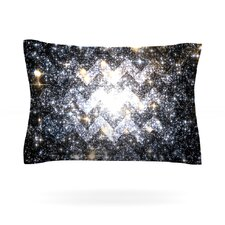 Messier Chevron by Suzanne Carter Woven Pillow Sham
