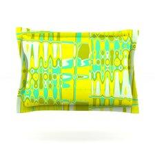 Changing Gears in Sunshine by Vikki Salmela Cotton Pillow Sham