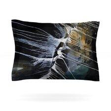 Bones by Steve Dix Woven Pillow Sham