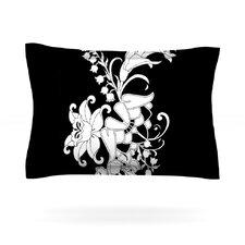 My Garden by Vikki Salmela Woven Pillow Sham