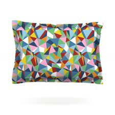 Abstraction by Project M Woven Pillow Sham