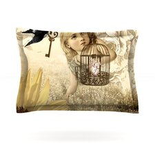 Key by Suzanne Carter Cotton Pillow Sham