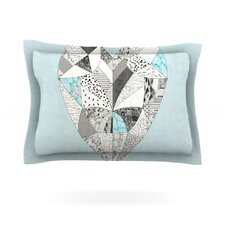 Comheartment by Vasare Nar Cotton Pillow Sham