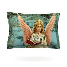 The Delivery by Suzanne Carter Cotton Pillow Sham