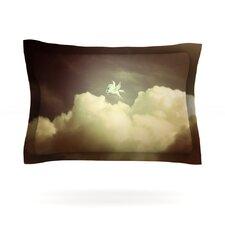 Pegasus by Richard Casillas Woven Pillow Sham