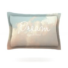 Dream by Suzanne Carter Woven Pillow Sham
