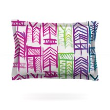 Quiver III by Theresa Giolzetti Cotton Pillow Sham