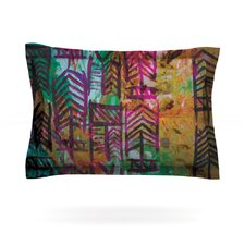 Quiver IV by Theresa Giolzetti Cotton Pillow Sham
