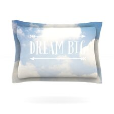 Dream Big by Susannah Tucker Cotton Pillow Sham