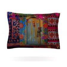 Ethnic Escape by S. Seema Z Cotton Pillow Sham