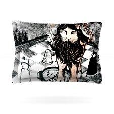King Leo by Theresa Giolzetti Cotton Pillow Sham