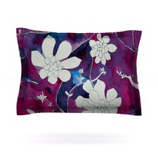 Succulent Dance III by Theresa Giolzetti Cotton Pillow Sham