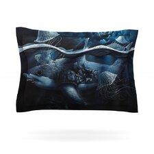 Invictus by Graham Curran Cotton Pillow Sham