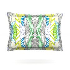 Wormland by Monika Strigel Cotton Pillow Sham
