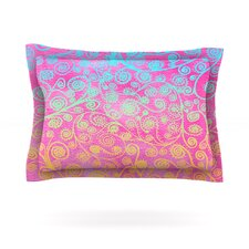 Get Lucky by Monika Strigel Woven Pillow Sham