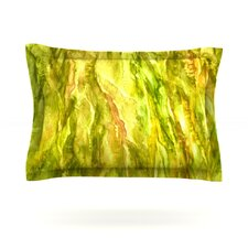 Tropical Delight by Rosie Brown Woven Pillow Sham