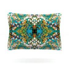 Summer Breeze by Nikposium Woven Pillow Sham