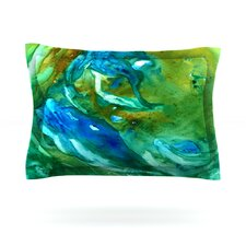 Hurricane by Rosie Brown Woven Pillow Sham
