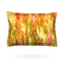 Walk in the Forest by Rosie Brown Woven Pillow Sham