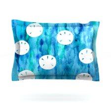 Sandollars by Rosie Brown Woven Pillow Sham