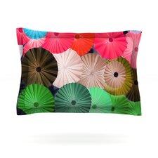 Parasol by Heidi Jennings Cotton Pillow Sham