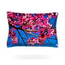 Flowers by Maynard Logan Woven Pillow Sham