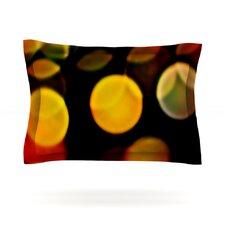 Lights by Maynard Logan Cotton Pillow Sham