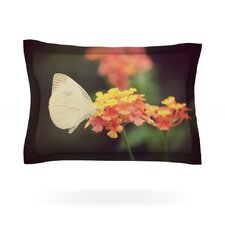 Captivating by Robin Dickinson Cotton Pillow Sham