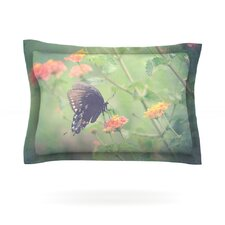 Captivating II by Robin Dickinson Woven Pillow Sham