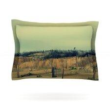 Carova Dunes by Robin Dickinson Woven Pillow Sham