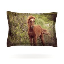 Confuscous by Robin Dickinson Cotton Pillow Sham