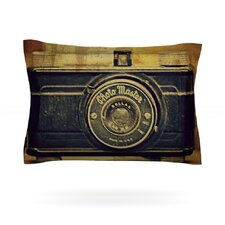 Discarded Treasure by Robin Dickinson Woven Pillow Sham