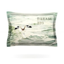 Dream Big by Robin Dickinson Cotton Pillow Sham