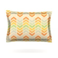 Infinity by Skye Zambrana Cotton Pillow Sham