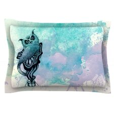 Owl II by Graham Curran Cotton Pillow Sham
