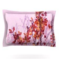 Autumn Symphony by Iris Lehnhardt Woven Pillow Sham
