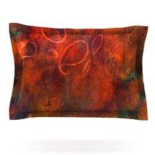 Tie Dye Paisley by Nikki Strange Woven Pillow Sham