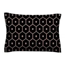 Tiled Mono by Budi Kwan Cotton Pillow Sham