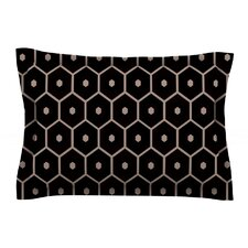 Tiled Mono by Budi Kwan Woven Pillow Sham