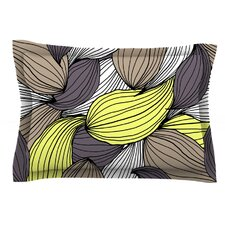 Wild Brush by Gabriela Fuente Woven Pillow Sham