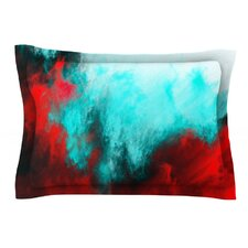 Painted Clouds III by Caleb Troy Woven Pillow Sham