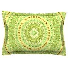Wheel of Spring by Iris Lehnhardt Woven Pillow Sham