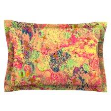 Time For Bubbly by Ebi Emporium Cotton Pillow Sham
